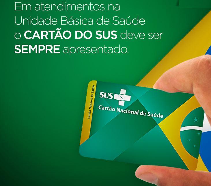 Serviços Disponíveis com Cartão SUS